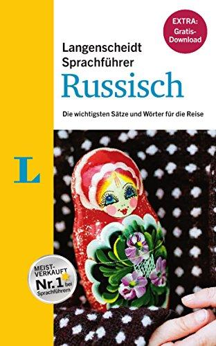 """Langenscheidt Sprachführer Russisch - Buch inklusive E-Book zum Thema """"Essen & Trinken"""": Die wichtigsten Sätze und..."""