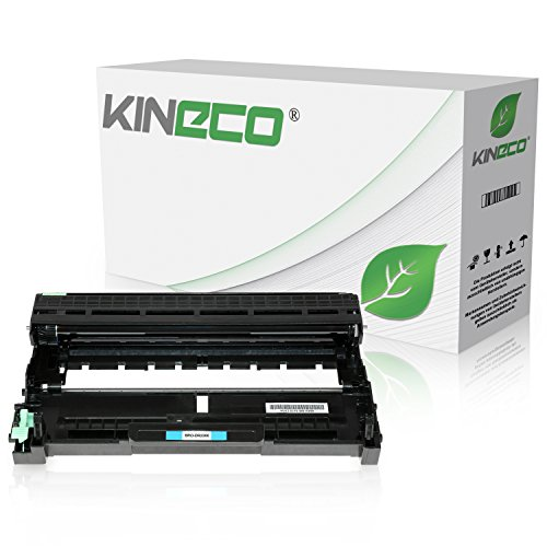 Kineco Trommel kompatibel für DR2200 für Brother DCP-7055 Brother HL-2135W HL-2130 HL-2132 HL-2140 DCP-7057 - DR-2200 - Schwarz 12.000 Seiten