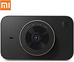 Car Dash Cam, Xiaomi 1080P FHD Dashboard Camera 160° Wide Angle Car Recorder, Night Version Driving Camera, WiFi, G-Sensor, WDR, Loop Recording, Built-in Speaker, 3 Inch TFT Disply