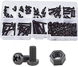 Best black nut and bolts Reviews