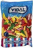 Vidal Dedos Surtidos Brillo Golosina, paquete de 2x 1000 gr