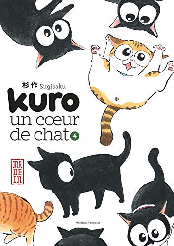 Kuro un coeur de chat, tome 4