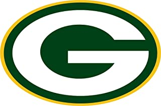 skyhighprint - Green Bay Packers NFL Football Sport Decor Vinyl Print Sticker 14'' X 9''