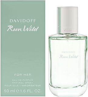 DAVIDOFF Run Wild Eau de Perfume For Women, 50 ml