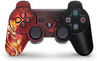Skin Adesivo para PS3 Controle - Fire Flower