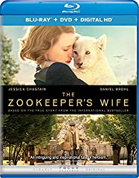 Movie Zookeeper's Wife
