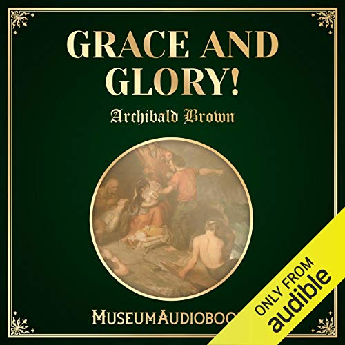 Grace and Glory! audiobook cover art