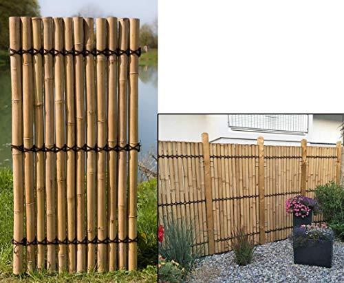 Bambus Sichtschutzzäune