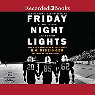 Friday Night Lights cover art