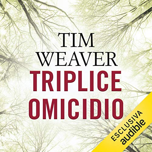 Triplice omicidio cover art