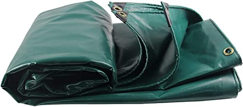 BJL Baches Bache Imperméable Crème Solaire Pare-Soleil Anti-poussière Toile Portable Anti-vieillissement en Plein Air Camion Housse en Tissu ++ (Taille   2.8x2.9m)