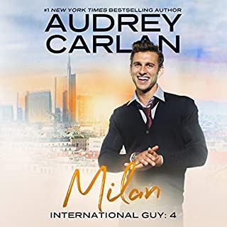 International Guy: Milan audiobook cover art