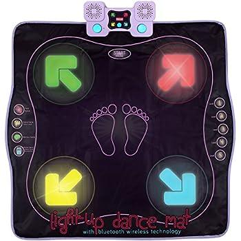 interactive dance mat