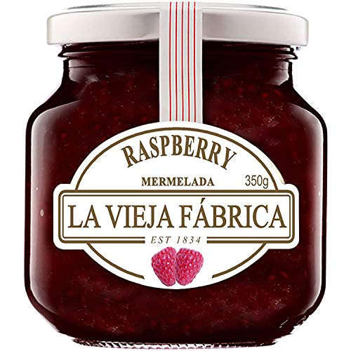 La Vieja Fabrica Raspberry Marmalade (Jam), 350 g
