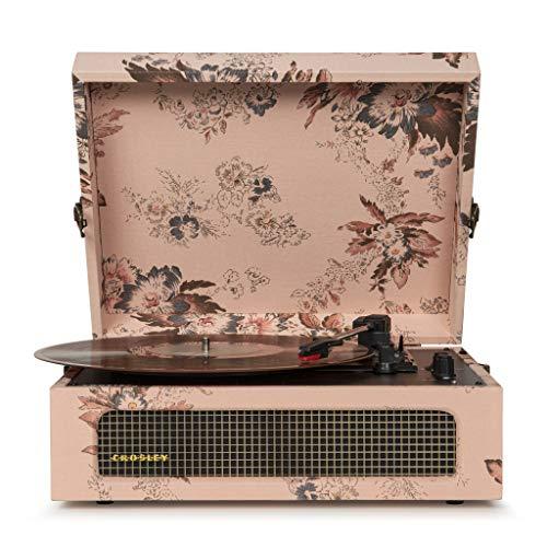 Crosley Voyager Plattenspieler (Floral)