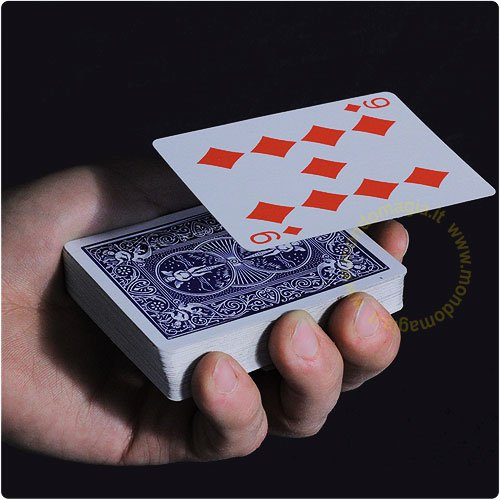 Card Float by Vincenzo Di Fatta - Tricks