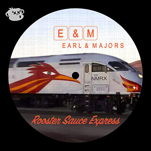 Rooster Sauce Express