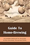 Guide To Home-Brewing: Accessible Methods For Alcoholic & Non-Alcoholic Fermented Drinks: What Is The Easiest Home Brew To Make (English Edition)