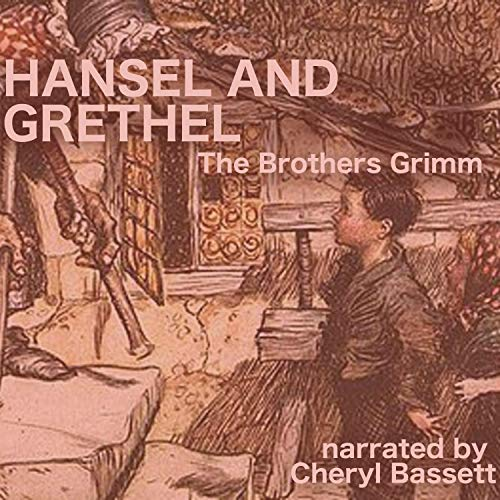 Hansel and Grethel audiobook cover art