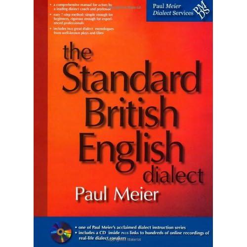 British Accent Audio Book