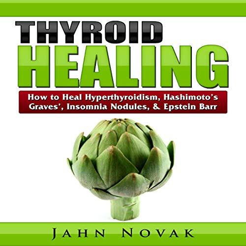 『Thyroid Healing』のカバーアート