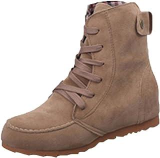 Amazon.es: botin plataforma - Cordones / Zapatos: Zapatos y ...