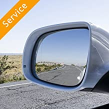 Automotive Mirror Glass Replacement - In Store