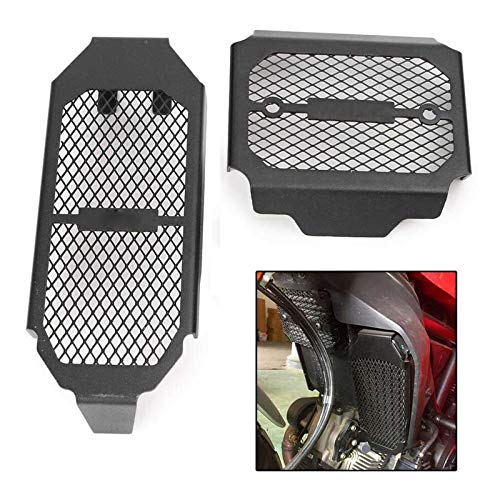 COPART Radiator Grille Guard Oil Cooler Protector Cover for Ducati Scrambler 800 2015 2016