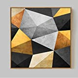 XWArtpic Abstrakte Multi Farben Leinwand Malerei Moderne