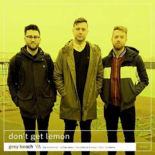don't get lemon