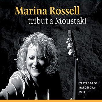 Marina Rossell Tribut a Moustaki (Directe al Teatre Grec Barcelona 2014)