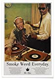JUNIQE® Hip-Hop & Rap Musiker Poster 60x90cm - Design