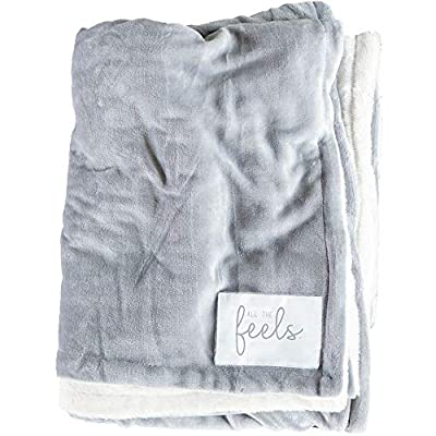 All the Feels Extra Cozy Reversible Blanket