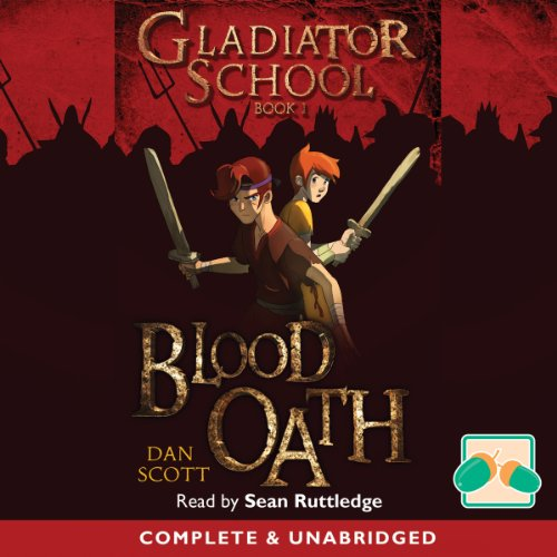 Blood Oath Titelbild
