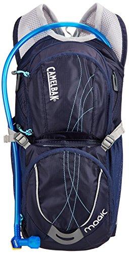 Camelbak Products Women's Magic Hydration Backpack, Peacoat/Capri, 70-Ounce