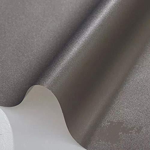 N / A Schwarz matt Statische Fensterfolie Datenschutz Glasaufkleber Mattierte undurchsichtige Schattierung Anti-UV-Film Büro Schlafzimmer Wohnkultur PVC-Folie A8640x100cm
