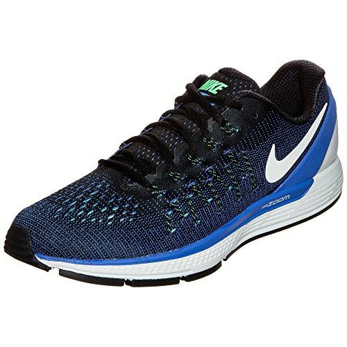 Nike Men's Training Running Shoes, Black Black Medium Blue Summit White, 42