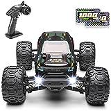 HAIBOXING Coche teledirigido 1:16 RC Monster Truck, resistente al agua, todoterreno, 36 km/h, juguete teledirigido para niños y adultos