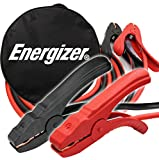 Energizer 6-Gauge Jumper Battery Cables 16 Ft Booster - Jump Start your vehicle with the ENB-616