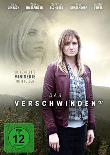 Das Verschwinden - Die komplette Miniserie [2 DVDs]