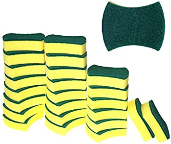 24-Pack Kitchen Cleaning Sponge