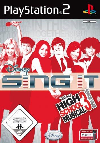 Disney Sing it: High School Musical 3 - Senior Year - [PlayStation 2]