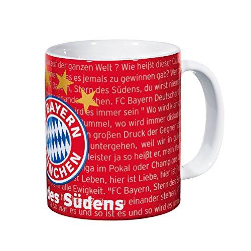 FC Bayern München Sound Tasse Cup, Mug, Kaffeetasse, Tasse, Kaffeebecher