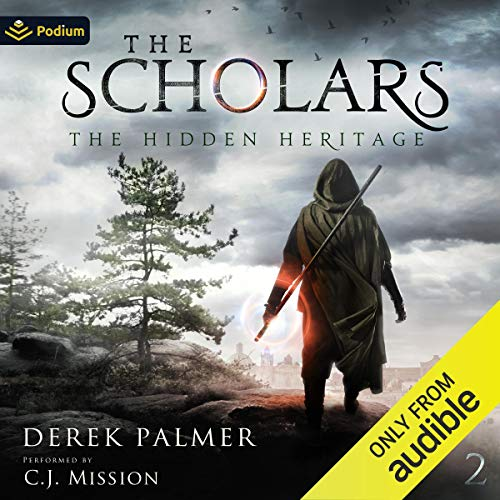 The Scholars  By  cover art