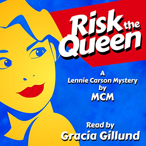 Risk the Queen audiobook cover art