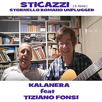 Sticazzi (feat. Tiziano Fonsi) [Stornello romano Unplugged]