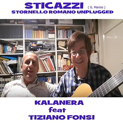 Kalanera, Gianluca Marino feat. Tiziano Fonsi