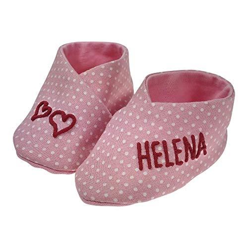 Chaussons bébé à pois avec nom, chaussures bébé Vichykaro, chaussures de bébé personnalisées, baby showers bébé bébé bébé bébé bébé bébé bébé bébé bébé bébé bébé garçon