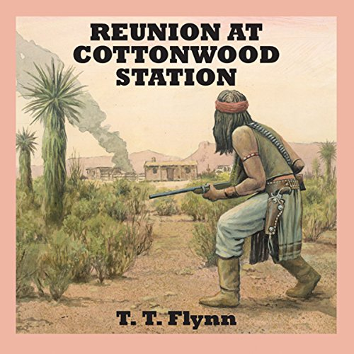 Reunion at Cottonwood Station cover art