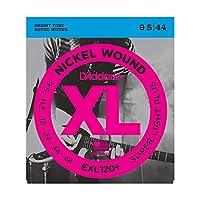 D'Addario EXL120+ エレキギター弦 ×5セット